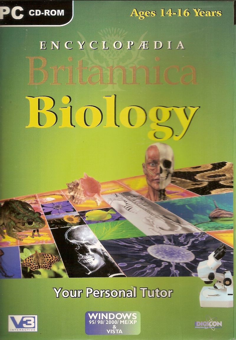 Buy Encyclopedia Britannica Biology (ages 14-16 Years) online