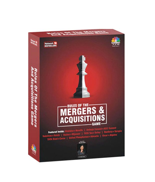Buy Rules Of Mergers And Acquisitions Game VCD online