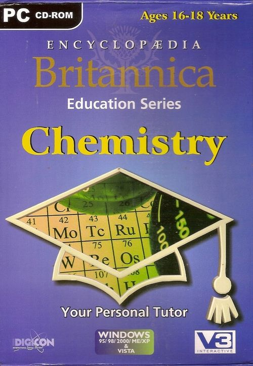 Buy Encyclopedia Britannica Chemistry (ages 16-18) online