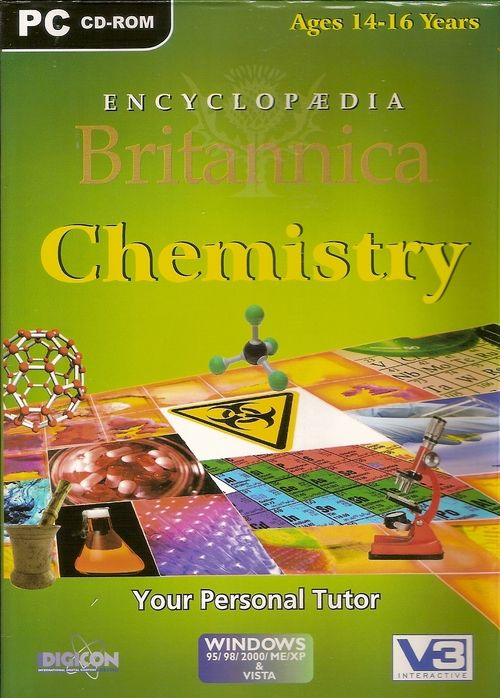 Buy Encyclopedia Britannica Chemistry (ages 14-16) online
