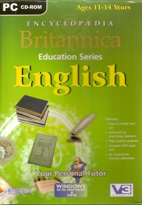 Buy Encyclopedia Britannica English (ages 11-14) online