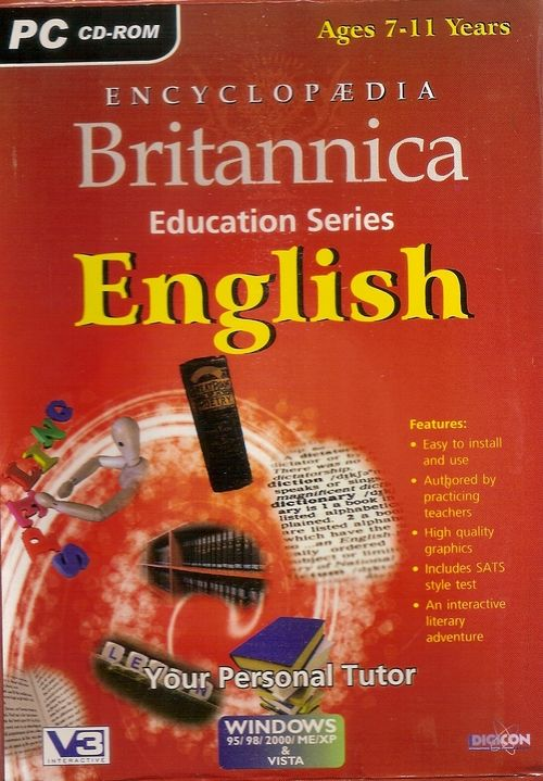 Buy Encyclopedia Britannica English (ages 7-11) online