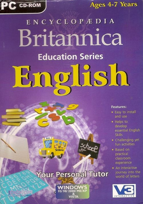 Buy Encyclopedia Britannica English (ages 4-7) online