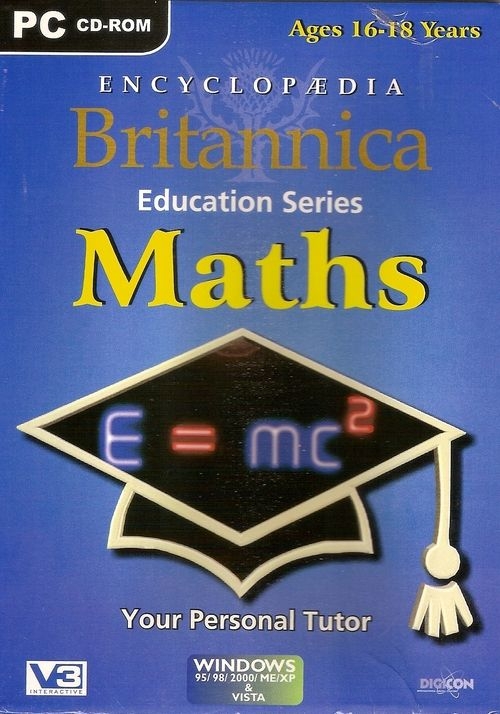 Buy Encyclopedia Britannica Maths (ages 16-18) online