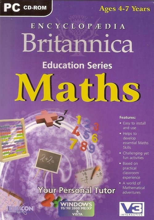 Buy Encyclopedia Britannica Maths (ages 4-7) online