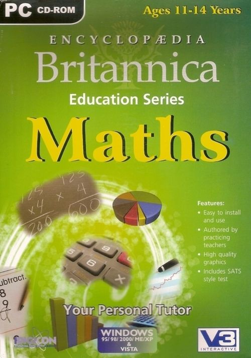 Buy Encyclopedia Britannica Maths (ages 11-14) online