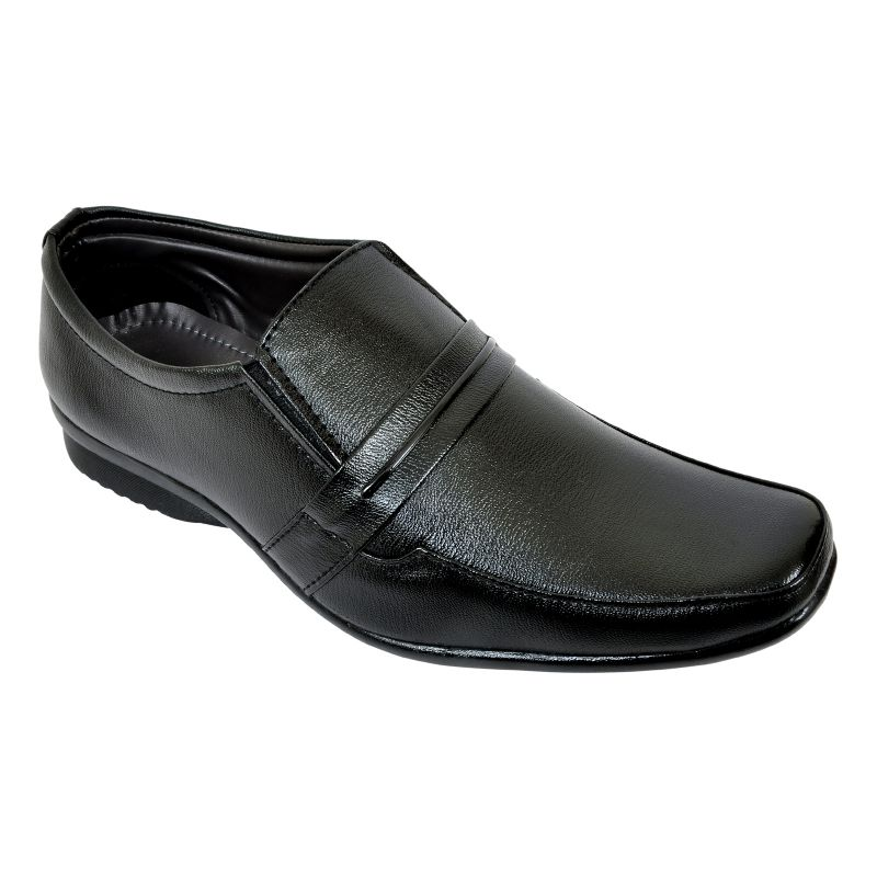 Buy Altek Designer Shiny Black Formal Shoe (product Code - Foot_1431_black) online