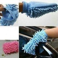 Buy Set Of Two Microfiber Multipurpose Vleaning Gloves online