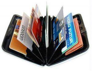 Buy Stylish Aluminium Aluma Security Credit Card Wallet online