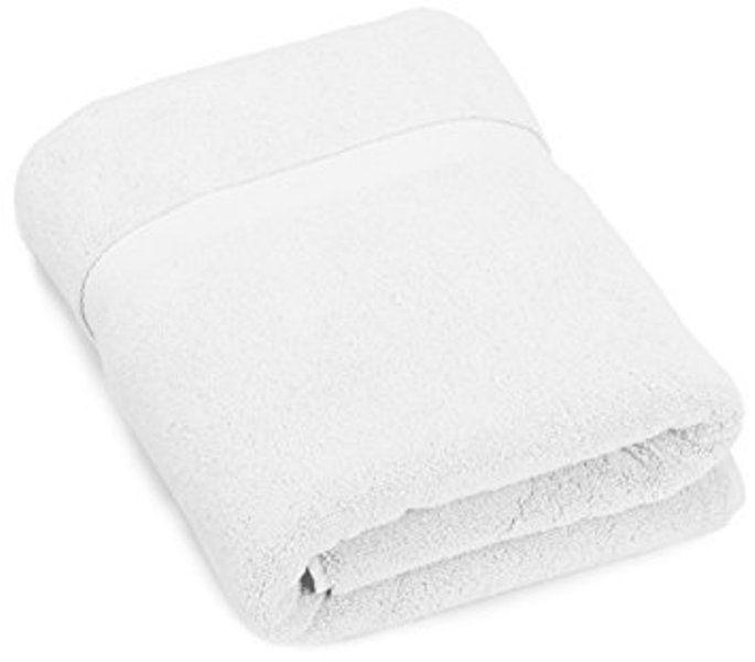 Buy Welhouse India Plain White Bath Towel online