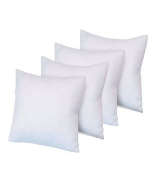 Buy Welhouse Non Wooven cushion filler set of 4 (18x18inches) online