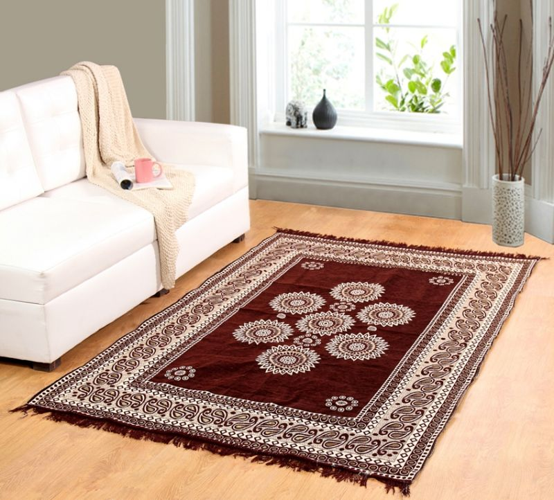Buy Welhouse India Premium designed chenille carpet online