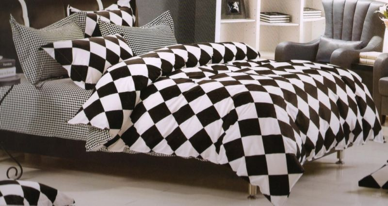 buy welhouse india chess designing fitted double bed sheet with 2