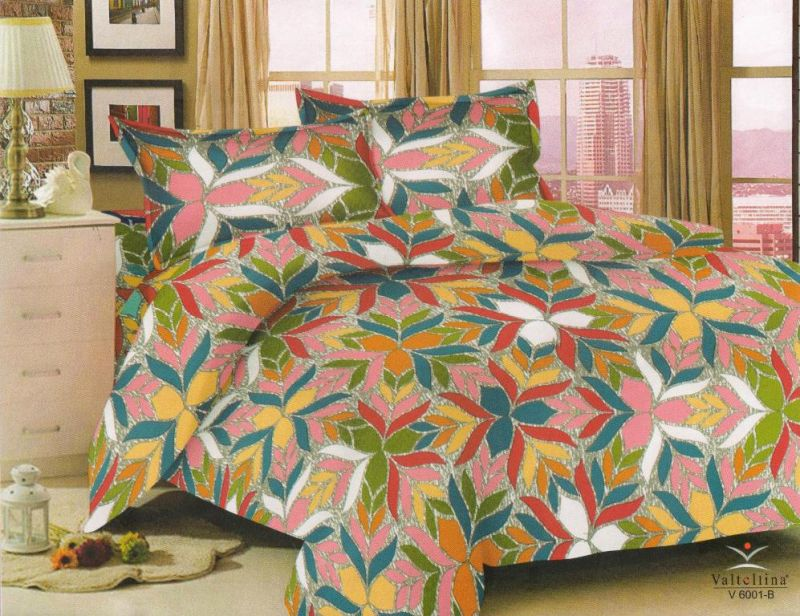 Buy Welhouse King Size 1 Double bedsheet with 2 pillow covers online