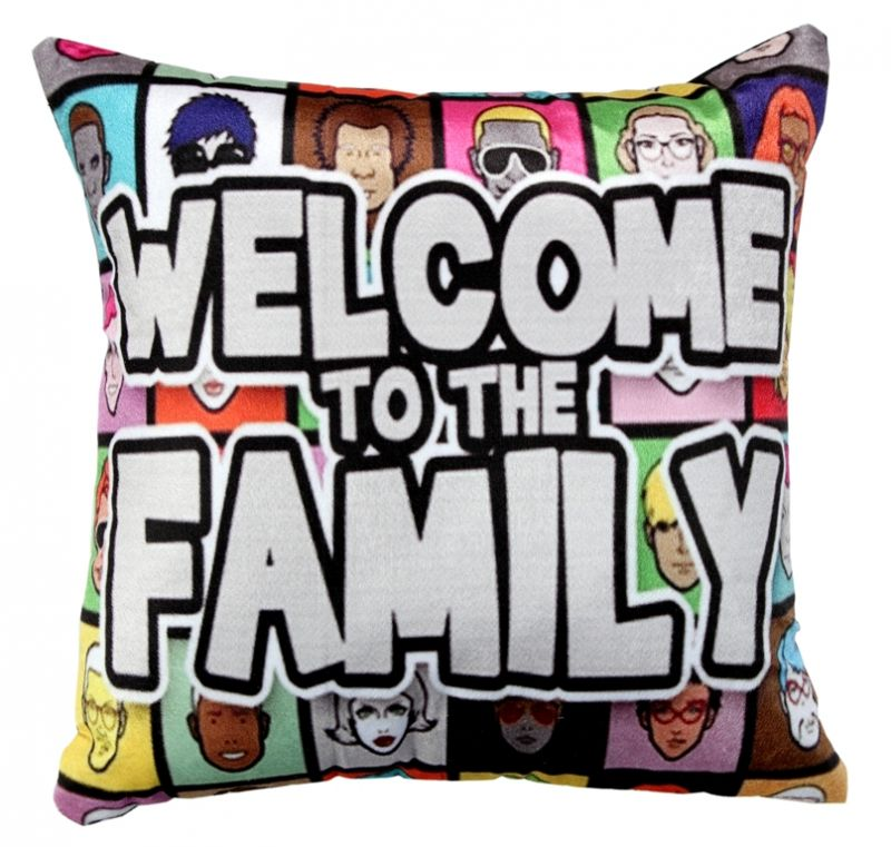Buy Welhouse Printed Cushion Cover Vl_cu-037 online