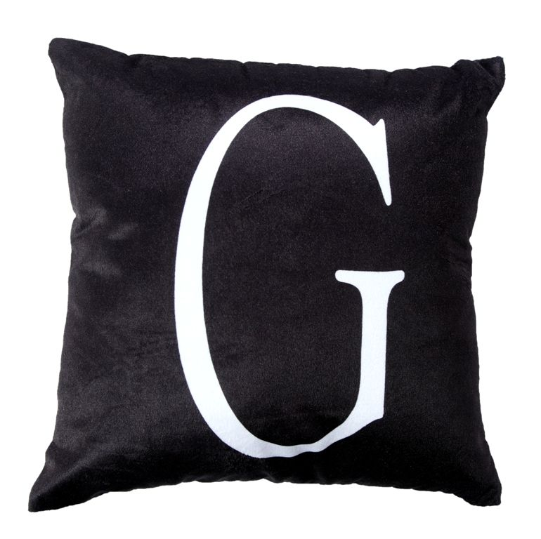 Buy Welhous Alphabet Printed Cushion Cover online