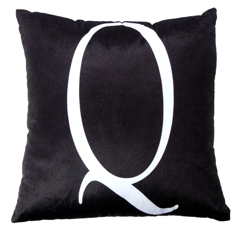 Buy Welhouse Alphabet printed cushion cover online