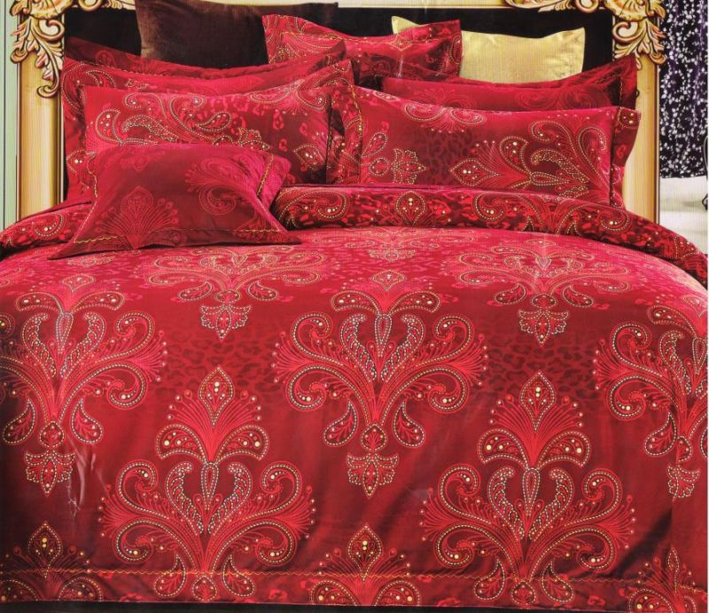 Buy Welhouse India Traditional Design Cotton Double Bedsheet With Two Pillow Cover online