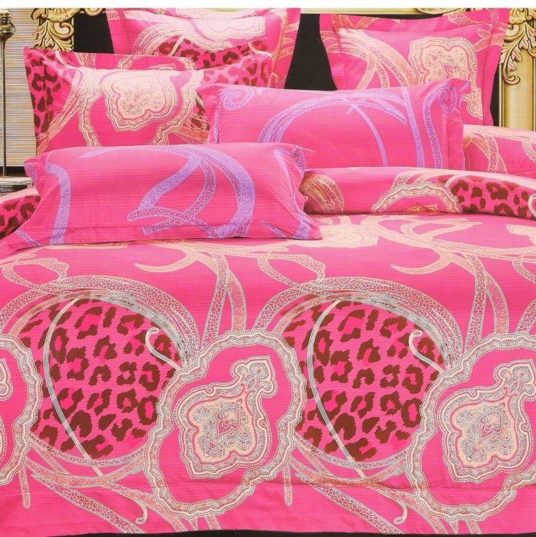 Buy Welhouse India Embroidered Design Cotton King Bedsheet With 2 Pillow Cover online