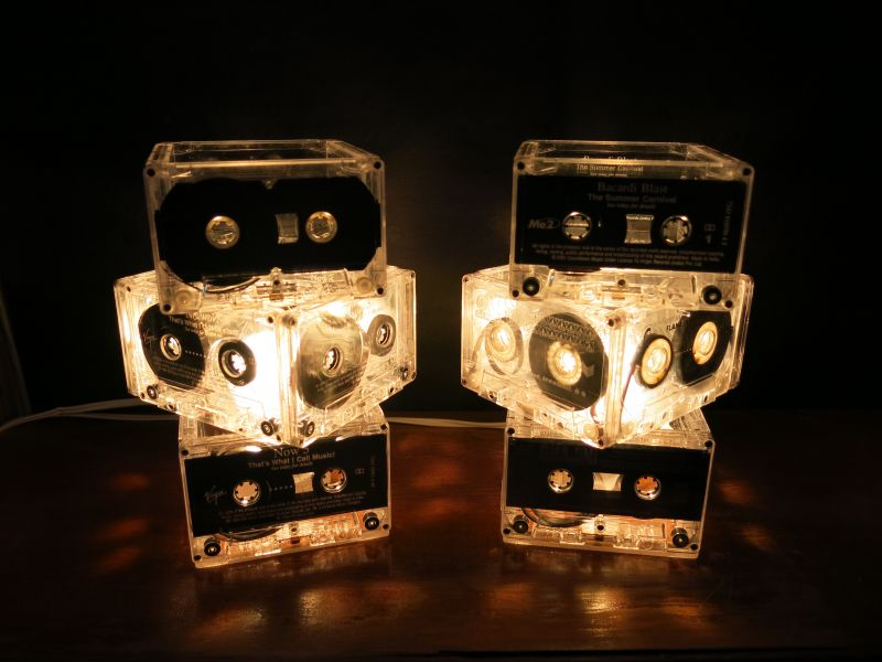 Buy 10 am Cassette Lamp online