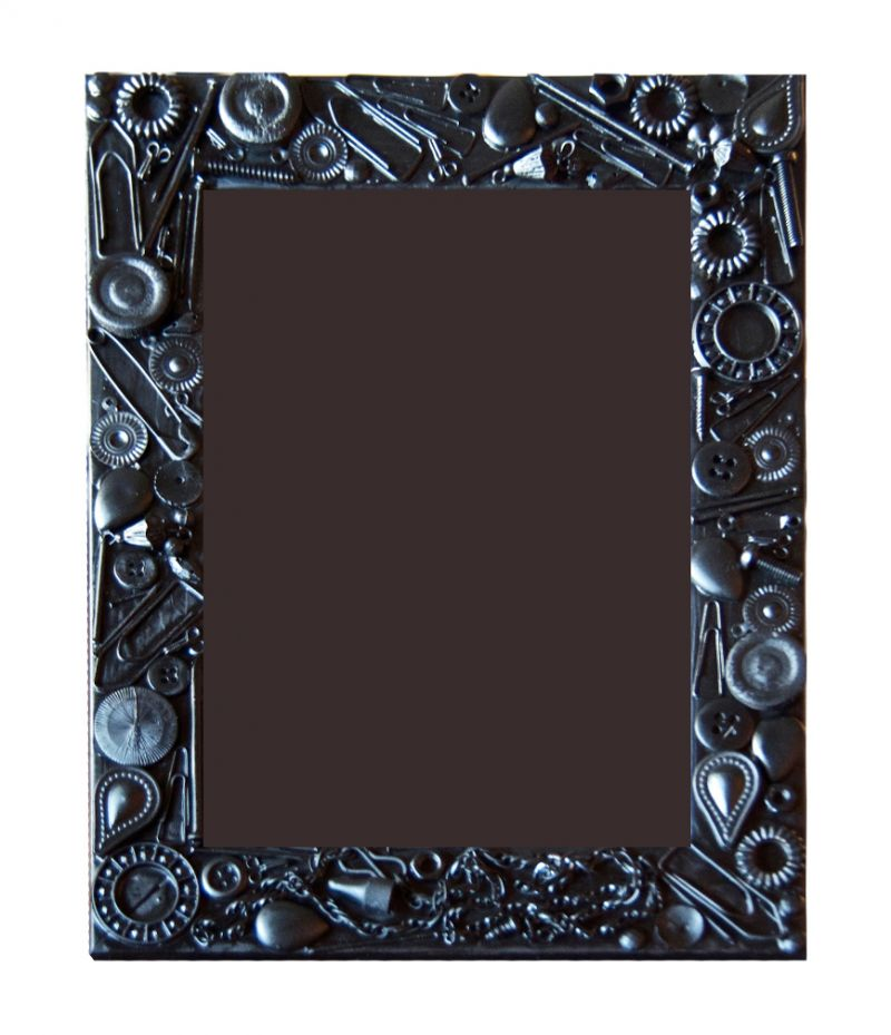 Buy 10 am Black Photo Frame online