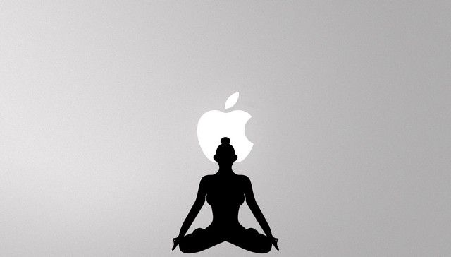 Buy 10 am Yoga Lady Decal online