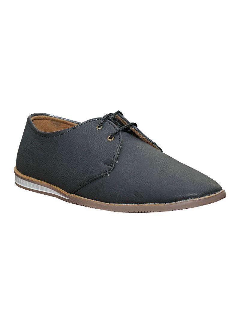 Buy Port Adam Black Casual Shoes online