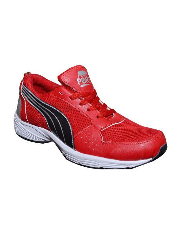 Buy Port Red Chilly Unisex Aerobic Shoes online