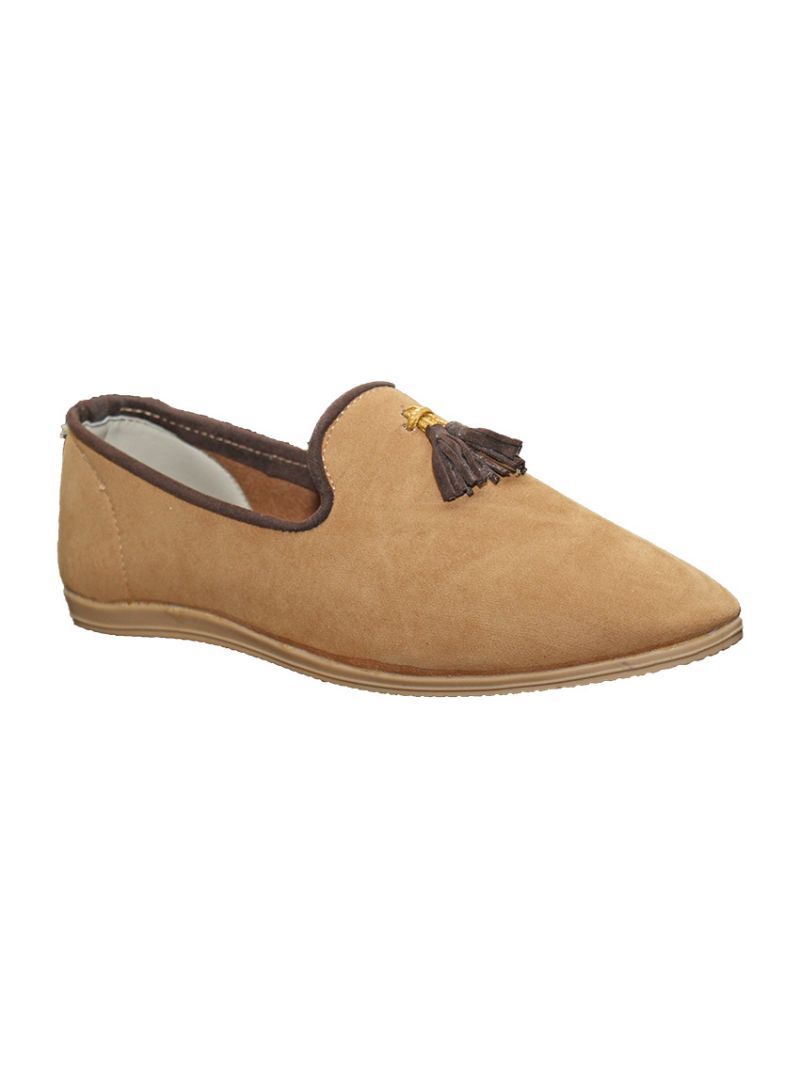 Buy Port Brown-hype Loafers online