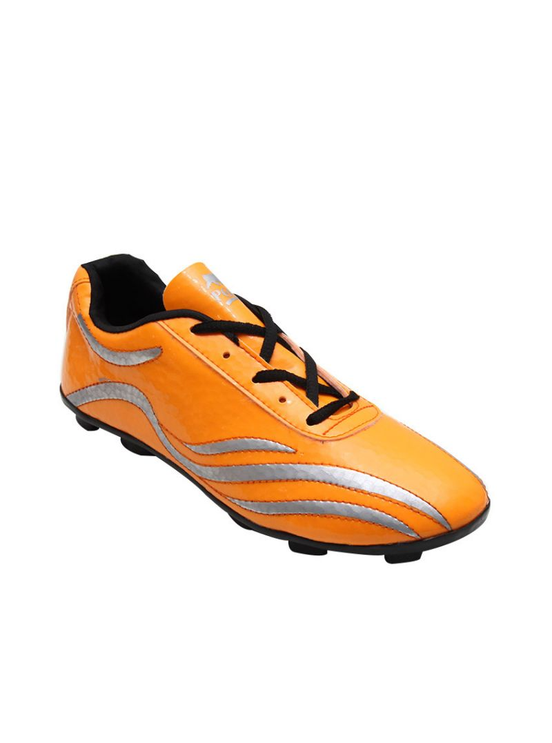 Buy Port Spectra Silver Lines Football Shoe online