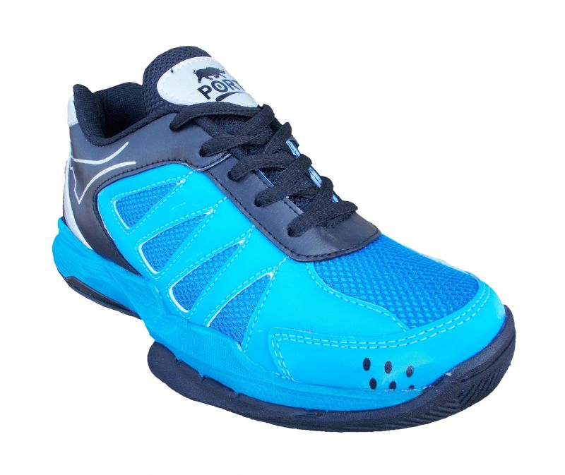 Buy Port Men's Synthetic Pvc Shanider Blue Running Shoes Shinder2blue_5 online