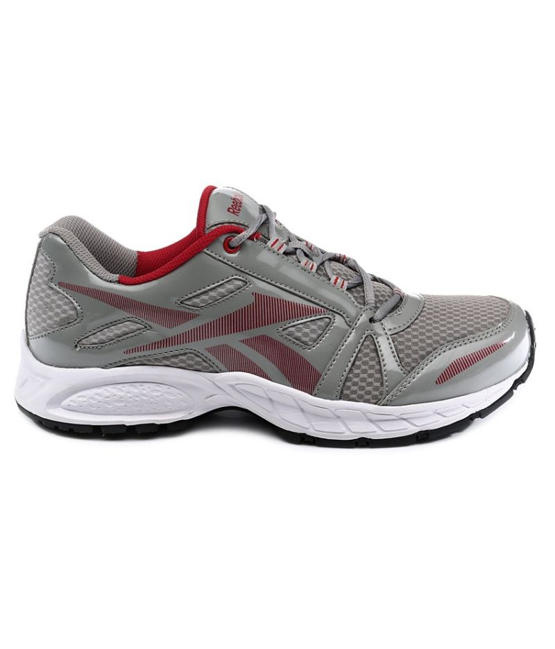 e2d2331a191 Buy Reebok Dynamic Ride Lp Grey And Red Men Sports Shoes Online ...