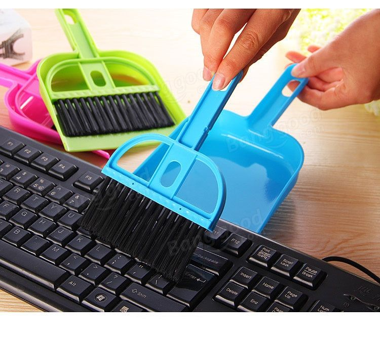 Buy 2in1 Dust Pan And Brush Set online