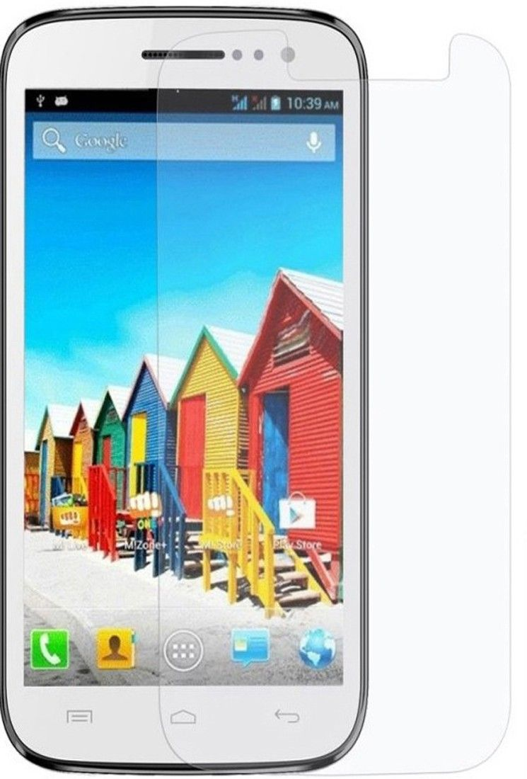 Buy Wellberg Curve Edges 2.5d Tempered Glass For Micromax Yu Yuphoria Yu5010 online