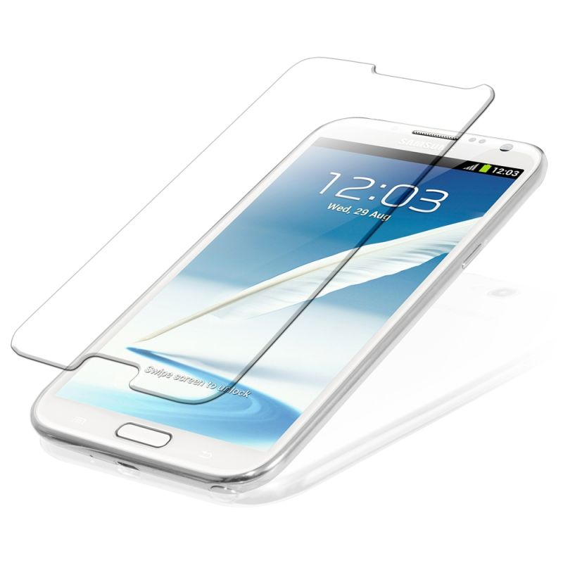 Buy Wellberg Curve Edges 2.5d Tempered Glass For Samsung Galaxy Note 2 N7100 online
