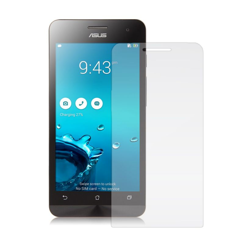 Buy Wellberg Curve Edges 2.5d Tempered Glass For Asus Zenfone 2 online