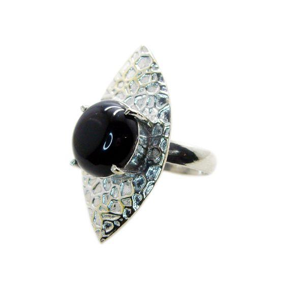 Buy Riyo Gemstone Alloy Silver Exceptional Ring Aspr80-0041 online