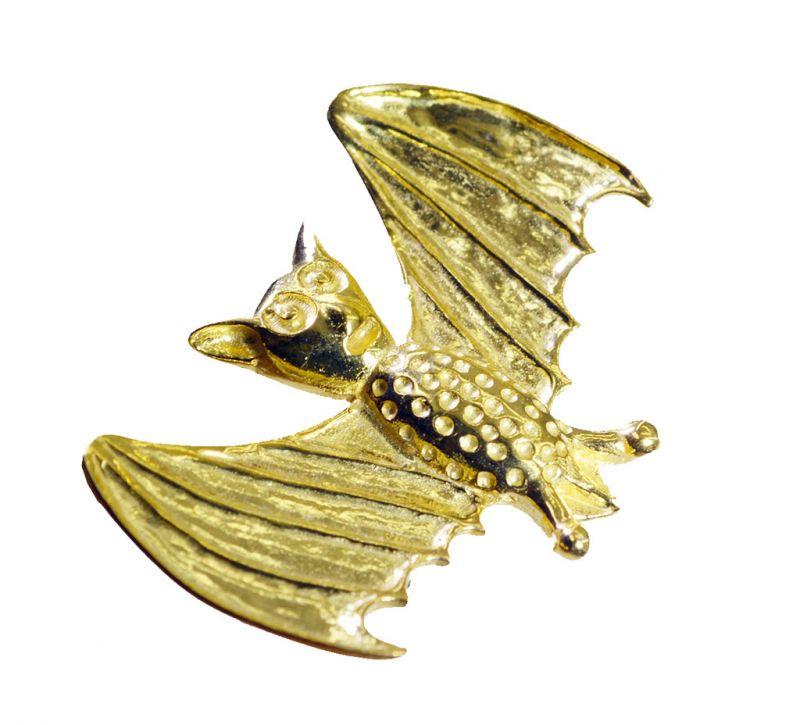 Buy Riyo A Plain 18kt Gold Plated Bat Ring Gprbat70-130002 online