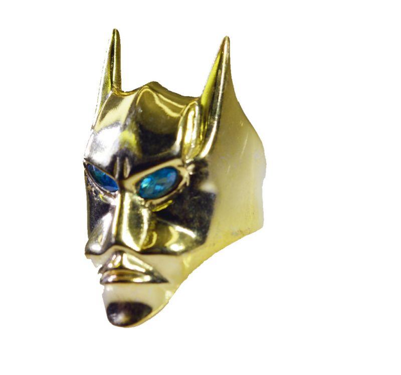Buy Riyo Blue Topaz Cz 18c Y Gold Plated Class Ring Sz 7 Gprbtcz7-92082 online