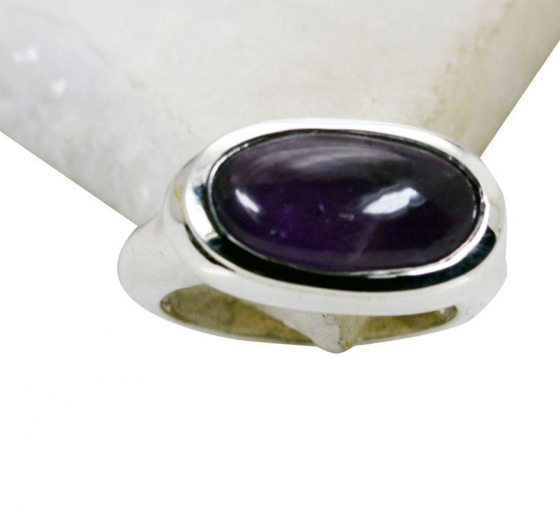 Buy Riyo Amethyst 925 Sterling Silver Rajasthan Jewellery Sz 7 Srame7-2096 online