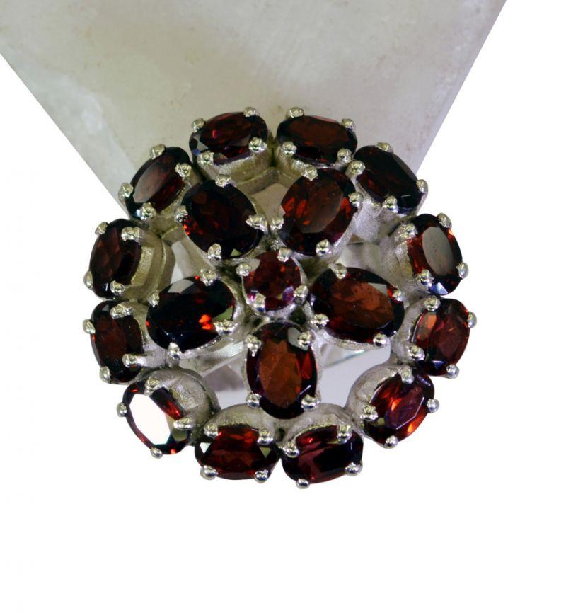 Buy Riyo Garnet Cheap 925 Silver Jewelry Promise Ring Sz 6 Srgar6-26133 online