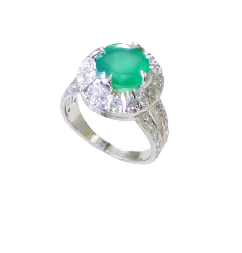 Buy Riyo Green Onyx Online Silver Shopping Regards Ring Sz 8 Srgon8-30006 online