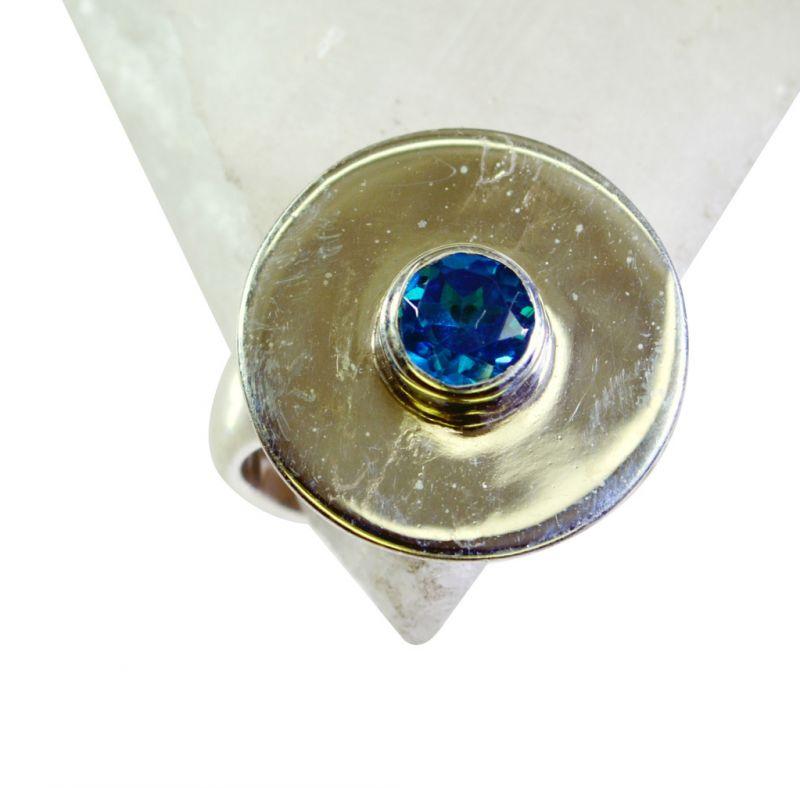 Buy Riyo Gemstone Silver Inspirational Jewelry Man Silver Ring Sz 6 Srmul6-52006 online