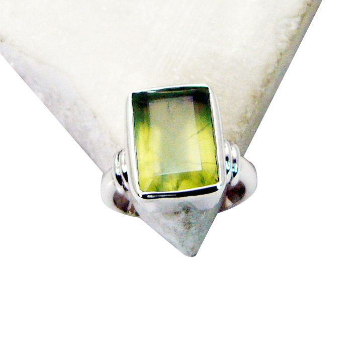 Buy Riyo Prehnite Silver Jewelry Settings Nice Ring Sz 7 Srpre7-60004 online