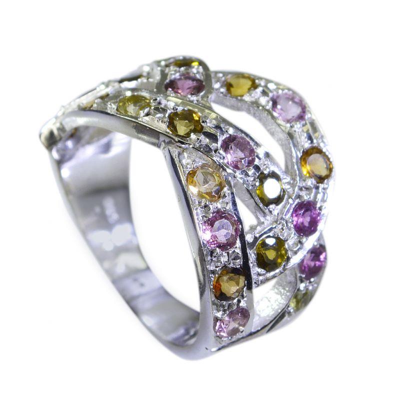 Buy Riyo Tourmaline Silver Jewellery Ring Sz 7.5 Srtou7.5-84123 online