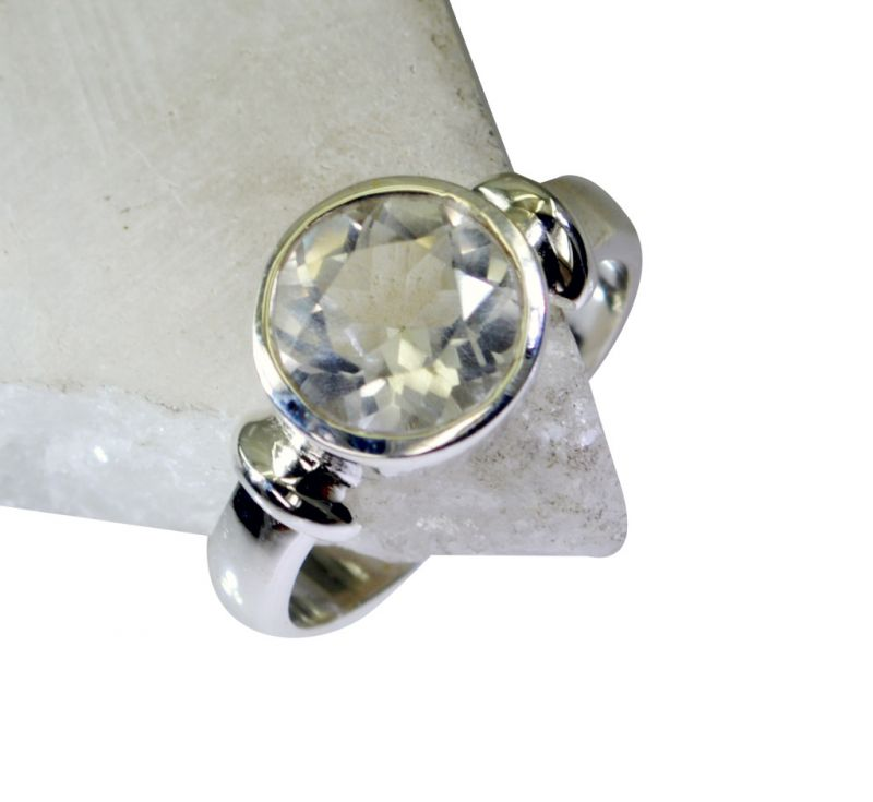 Buy Riyo White Cz Indian Silver Wholesale Silver Ring Sale Sz 8 Srwhcz8-110013 online