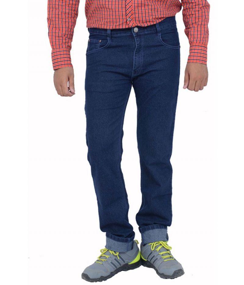 Buy Masterly Weft Trendy Dark Blue Jeans_d-jen--4d online