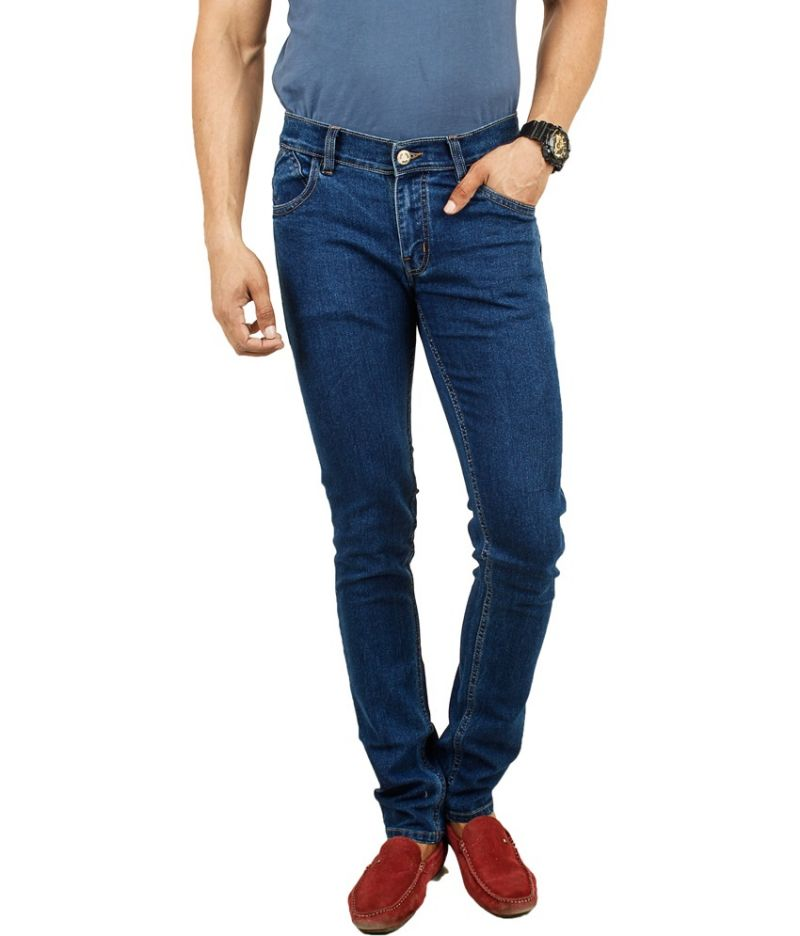 Buy Masterly Weft Trendy Blue Jeans_d-jen--4h online