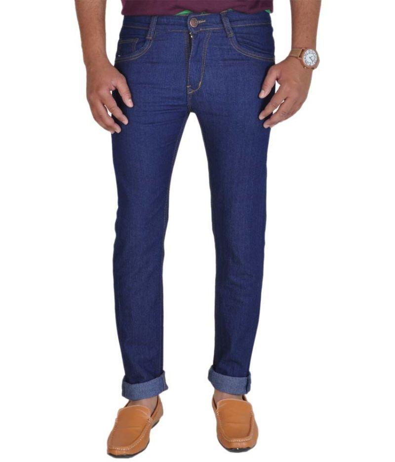 Buy Masterly Weft Trendy Dark Blue Jeans D-jen-2b-1 online