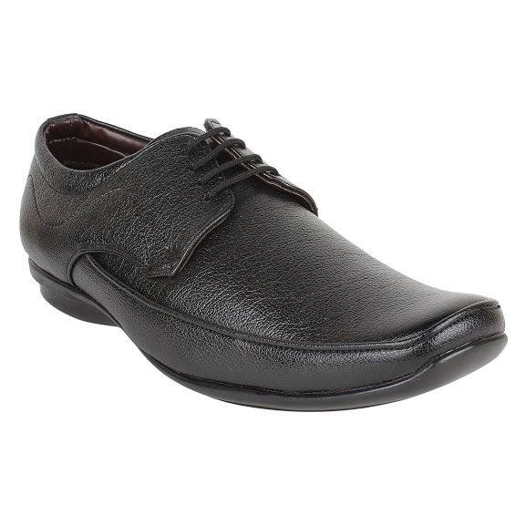 Buy Firemark Mens Artificial Leather Black Laced Formal Shoes - (product Code - Frical-3019-fr-blk2392) online